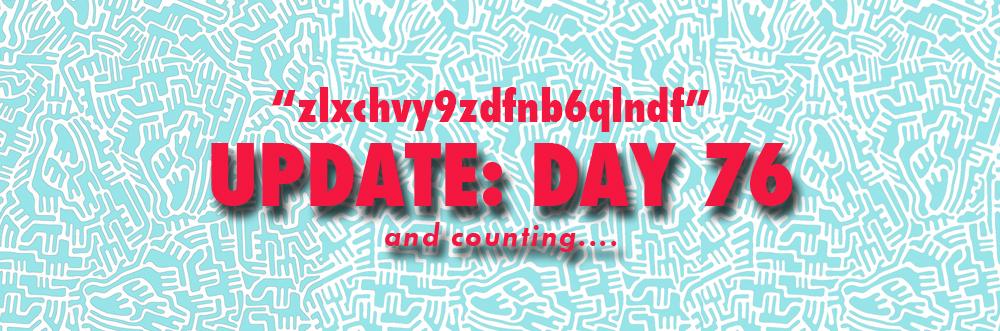 CASUDI~ Day 78