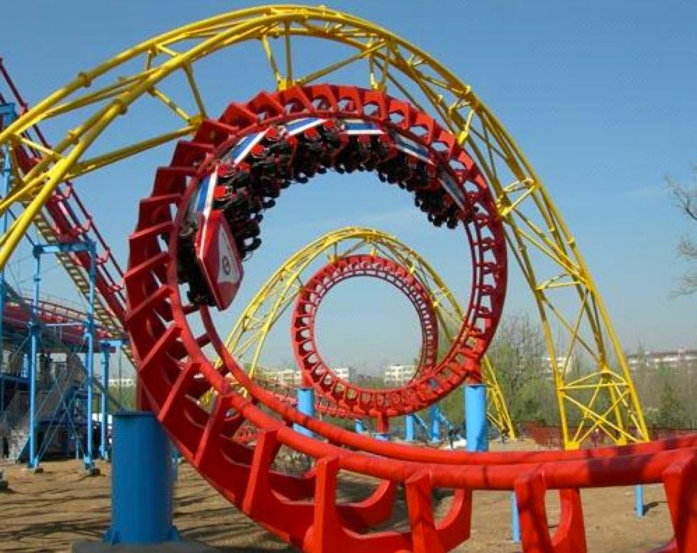rolla-coaster